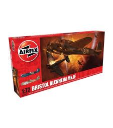 1:72 Британски бомбардировач Bristol Blenheim Mk.If