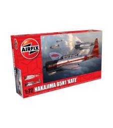 """1:72 Японски бомбардировач Nakajima B5N1 """"Kate"""""""