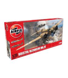 1:72 Британски високоскоростен лек бомбардировач Bristol Blenheim IV
