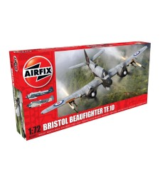 1:72 Британски многоцелеви изтребител Bristol Beaufighter Mk.X (късен вариант)