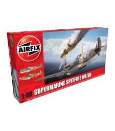 1:48 Британски изтребител Супермарин Спитфайър MkVb (Supermarine Spitfire MkVb)