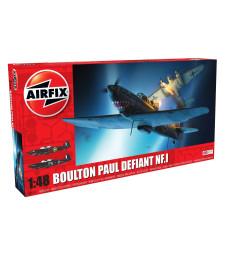 1:48 Британски прехващач Boulton Paul Defiant NF.1 - New livery