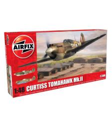 1:48 Американски изтребител Curtiss Tomahawk MK.IIB - New livery