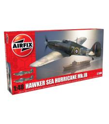 1:48 Британски изтребител Hawker Sea Hurricane MK.IB - New livery