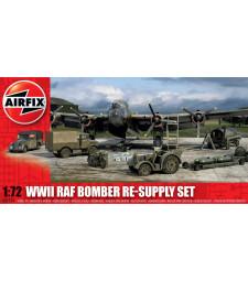 1:72 Комплект за зареждане на бомбардировач (Bomber Re-supply Set)