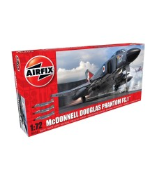 1:72 Изтребител Макдонал Дъглас ФГР.1 Фантом на Британските кралски военновъздушни сили (McDonnell Douglas FGR.1 Phantom - Royal Navy)