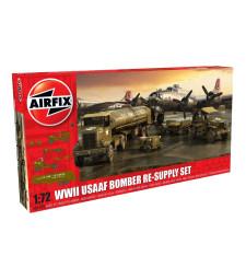 1:72 Американски снабдителен комплект за бомбрадировач USAAF 8th Air Force Bomber Resupply Set