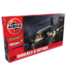 1:72 Американски военен транспортен самолет Douglas Dakota C-47 Skytrain