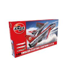 1:48 Британски изтребител English Electric Lightning F1/F1A/F2/F3