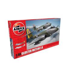 1:48 Британски изтребител Gloster Meteor F8