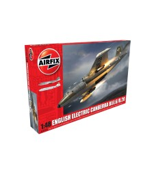 1:48 Британски щурмови самолет English Electric Canberra B2/B20
