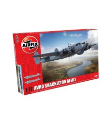 1:72 Британски самолет Avro Shackleton AEW.2 - New livery