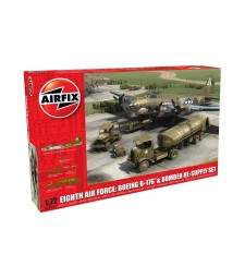 1:72 Eighth Air Force Resupply Set - New livery