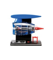 Реактивен двигател (Airfix Engineer Jet Engine) - модел, работещ с батерии
