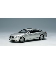 Mercedes-Benz CL Coupe 2006 (silver)