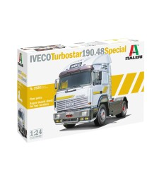 1:24 Камион влекач  IVECO TURBOSTAR 190.48 SPECIAL