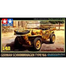 1:48 Германски автомобил Schwimmwagen Тип 166 Pkw K2
