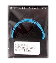 "0.45mm(0.02"") Wire (Blue)"