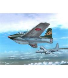 """1:72 Германски самолет Messerschmitt Me 163C """"What-If War"""""""