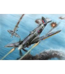 """1:72 Британски самолет Spitfire F Mk.21 """"No 91 Sq.RAF in WWII"""""""