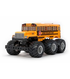 1:18 RC KING YELLOW 6X6 BUS (ESC REQUIRED) - радиоуправляем модел