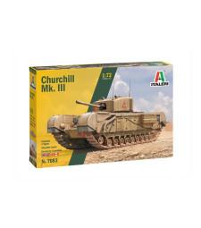 1:72 Среден танк CHURCHILL Mk.III