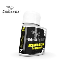 ABTP032 Акрилна смола за пигменти 75 ml - Abteilung 502