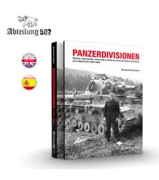 """ABT718 """"Panzerdivisionen"""" Танковите дивизии (на английски език)"""