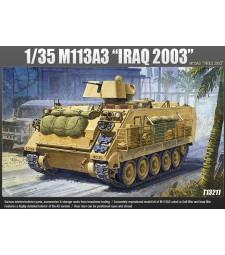 1:35 Американски танк М113, Войната в Ирак (M113 IRAQ WAR VERSION)