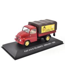FIAT 615 N TELONATO - EMULSIO - 1959