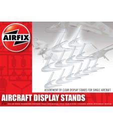 1:72 Комплект от 3 различни вида стойки за самолети - 12 броя (Aircraft Display Stand Assortment)