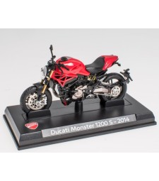 DUCATI Monster 1200 S - 2014 by Hachette