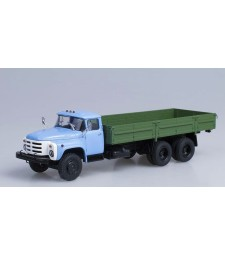 ZIL-133GYA Flatbed Truck - Blue & Green