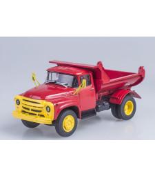 ZIL-MMZ-555 Dumper Truck -Red-