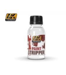 AK-186 PAINT STRIPPER (100 ml) - Помощен продукт