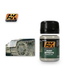 AK015 DUST EFFECTS - Ерозиращ продукт (35 ml)