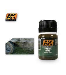 AK016 FRESH MUD EFFECTS - Ерозиращ продукт (35 ml)