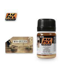 AK022 AFRICA DUST EFFECTS - Ерозиращ продукт (35 ml)