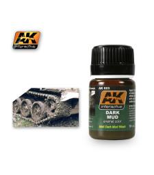 AK023 DARK MUD EFFECTS - Ерозиращ продукт (35 ml)