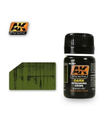 AK-024 STREAKING GRIME FOR DARK VEHICLES - Ерозиращ продукт (35 ml)