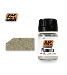 AK-040 LIGH DUST  (35 ml) - Пигмент