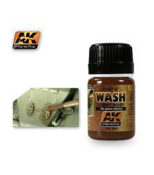 AK046 LIGHT RUST WASH - Ерозиращ продукт (35 ml)