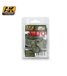 AK073 NATO - Ерозиращ комплект (3 x 35 ml)