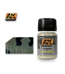 AK074 RAINMARKS EFFECTS - Ерозиращ продукт (35 ml)