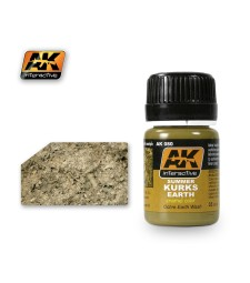 AK-080 SUMMER KURSK EARTH EFFECTS - Ерозиращ продукт (35 ml)