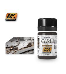 AK093 WASH FOR INTERIORS - Ерозиращ продукт (35 ml)