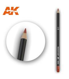 AK10012 Watercolor Pencil Medium Rust - Воден молив за моделизъм (1 брой)