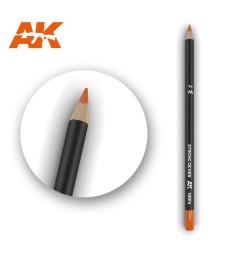 AK10014 Watercolor Pencil Strong Ocher - Воден молив за моделизъм (1 брой)