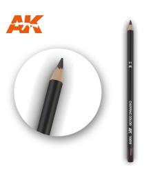 AK10019 Watercolor Pencil Chipping Color - Воден молив за моделизъм (1 брой)