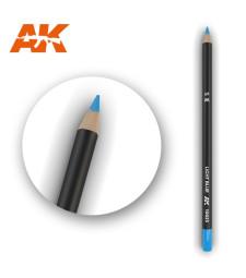 AK10023 Watercolor Pencil Light Blue - Воден молив за моделизъм (1 брой)